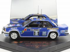 Opel Ascona 400 #11 Rallye Monte Carlo 1981 Kulläng, Berglund 1:43 Vitesse