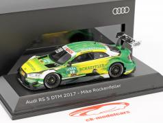 Audi RS 5 #99 4th DTM 2017 Mike Rockenfeller 1:43 Spark