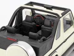 Mercedes-Benz G-Class Cabriolet year 2007 white 1:18 OttOmobile