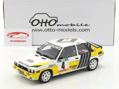Renault R11 Turbo #4 2nd Rallye Portugal 1987 Ragnotti, Thimonier 1:18 OttOmobile