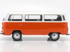 Volkswagen VW Kombi T2 Bus year 1978 orange / white 1:12 OttOmobile