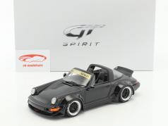 Porsche 911 (964) RWB Targa black 1:18 GT-Spirit