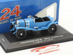 Chenard & Walcker Sport RHD #9 Winner 24h LeMans 1923 Lagache, Leonard 1:43 Ixo