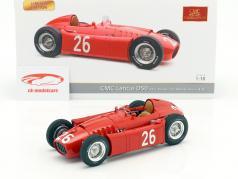 Lancia D50 #26 monaco GP formula 1 1955 Alberto Ascari 1:18 CMC