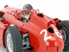 Lancia D50 #26 Monaco GP formule 1 1955 Alberto Ascari 1:18 CMC