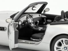 BMW Z8 roadster Heritage Collection année de construction 1999-2003 argent 1:18 Kyosho