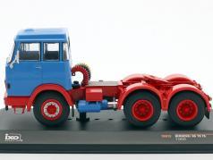 Henschel HS 19 TS blu / rosso 1:43 Ixo