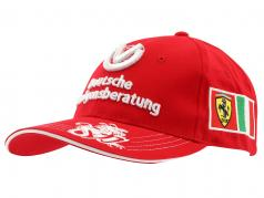 Michael Schumacher Ferrari Conducteur Chapeau Dragon Formule 1 2006