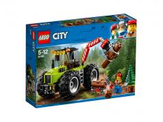 LEGO® City Forsttraktor