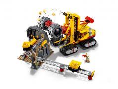 LEGO® City Bergbauprofis an der Abbaustätte