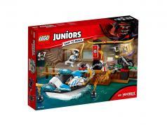 LEGO® Juniors Zanes Verfolgungsjagd mit dem Ninjaboot
