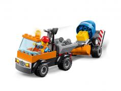 LEGO® Juniors Straßenbau-Laster