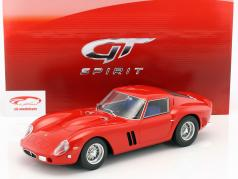 Ferrari 250 GTO year 1962 red 1:12 GT-Spirit