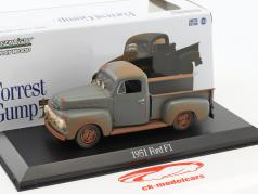 Ford F-1 Pick Up Movie Forrest Gump 1994 1:43 Greenlight