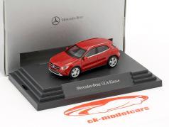 Mercedes-Benz GLA-Klasse Jupiter red 1:87 Herpa