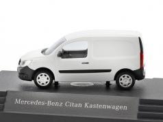 Mercedes-Benz Citan van arktik white 1:87 Busch