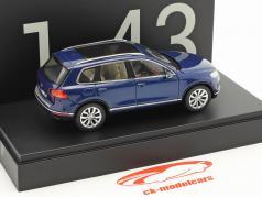 3-Car Set Volkswagen VW Touareg Baujahr 2015 1:43 Herpa
