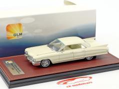 Cadillac Eldorado Brougham by Pininfarina year 1960 white 1:43 GLM