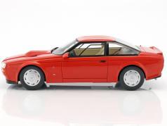 Aston Martin V8 Zagato year 1986 red 1:18 Cult Scale