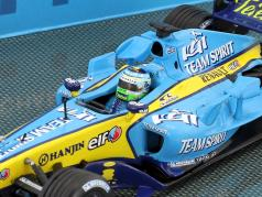 Giancarlo Fisichella Renault R25 #6 formula 1 2005 1:43 Minichamps
