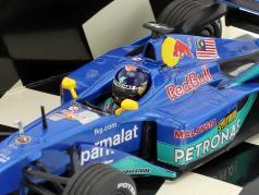 Pedro Diniz Sauber C19 #16 GP Malaysia formula 1 2000 1:43 Minichamps