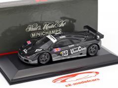 McLaren F1 GTR #59 Winner 24h LeMans 1995 Dalmas, Sekiya, Lehto 1:43 Minichamps