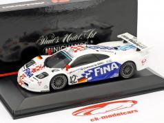 McLaren F1 GTR #42 24h LeMans 1997 Lehto, Soper, Piquet 1:43 Minichamps