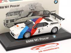 Nelson Piquet BMW M1 Procar #6 M1 Procar Series 1979 1:43 CMR