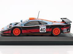 Mclaren F1 GTR #40 24h LeMans 1997 Nielsen, Bscher, Goodwin 1:43 Minichamps
