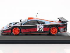 McLaren F1 GTR #39 24h LeMans 1997 Bellm, Gilbert-Scott, Sekiya 1:43 Minichamps