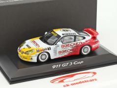 Porsche 911 GT3 Cup #1 2000 Burns 1:43 Minichamps