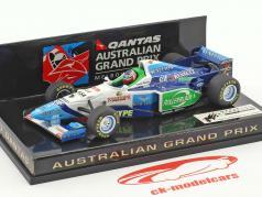 Gerhard Berger Benetton B196 #4 formula 1 1996 1:43 Minichamps