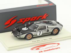 Ford MK II #7 24h LeMans 1966 Hill, Muir 1:43 Spark