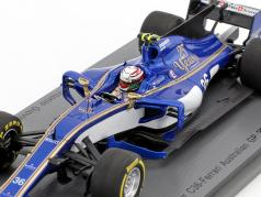 Antonio Giovinazzi Sauber C36 #36 Australia GP formula 1 2017 1:43 Spark