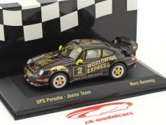 Marc Basseng Porsche 911 #2 Porsche Carrera Cup UPS 1:43 Minichamps