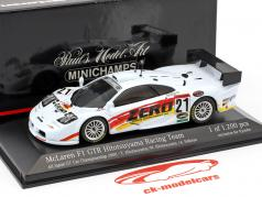 McLaren F1 GTR #21 All Japan GT Car Championship 2000 1:43 Minichamps