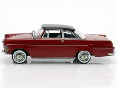 Opel Rekord Coupe year 1961-1962 red 1:43 Minichamps