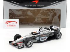David Coulthard McLaren MP4/14 #2 formula 1 1999 1:18 Minichamps