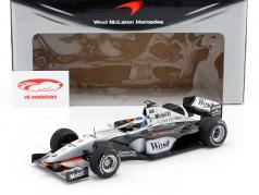Mika Häkkinen McLaren MP4/14 #1 World Champion formula 1 1999 1:18 Minichamps