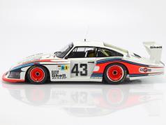 Porsche 935/78 Moby Dick #43 8º 24h LeMans 1978 Schurti, Stommelen 1:12 CMR