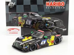 Mercedes-Benz AMG GT3 #8 9th 24h Nürburgring 2017 Haribo Racing Team 1:18 Spark