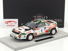 Toyota Celica Turbo 4WD (ST185) #1 Winner Rallye Safari 1993 Kankkunen, Piironen 1:18 TopMarques