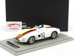 Ferrari 625 LM #52 1000km Buenos Aires 1956 Drogo 1:18 Tecnomodel