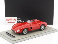 Ferrari 625 LM Press version 1956 red 1:18 Tecnomodel