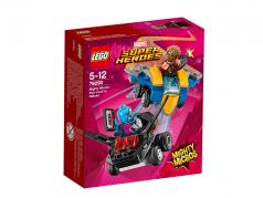 LEGO® Marvel Super Heroes Mighty Micros: Star-Lord vs. Nebula