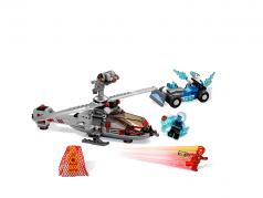 LEGO® DC Comics Super Heroes Speed Force Freeze Verfolgungsjagd