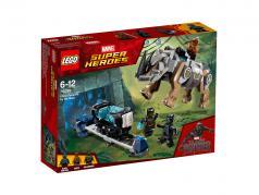 LEGO® Marvel Super Heroes Rhino - Entscheidung an der Mine