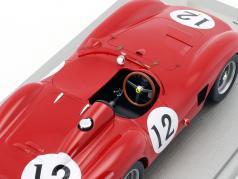 Ferrari 625 LM #12 3rd 24h LeMans 1956 Gendebien, Trintignant 1:18 Tecnomodel