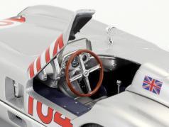 Mercedes-Benz 300 SLR #104 Winner Targa Florio 1955 Moss, Collins 1:18 Maisto
