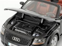 Audi TT Roadster année de construction 1999 noir 1:18 Maisto